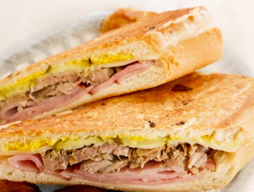 Cuban Sandwich La Herencis St Augustine FLorida