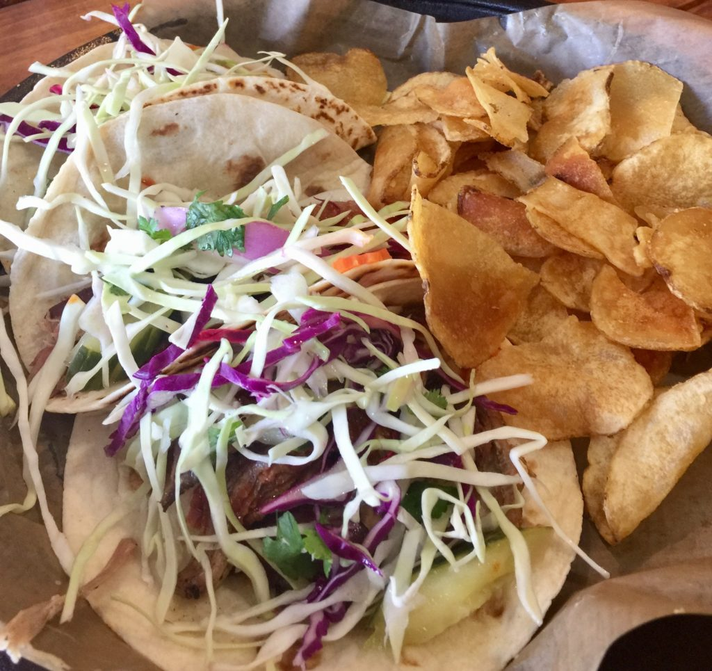 Tacos from Pour House Crossville, Tennessee