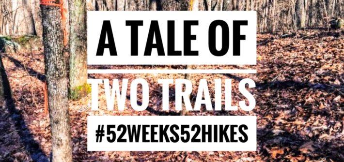 Tom Bevill Trail, Guntersville State Park, 52 weeks 52 hikes