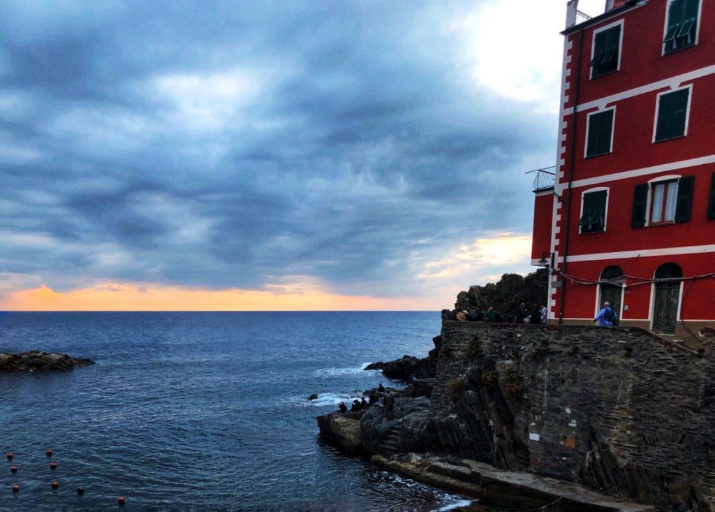 Riomaggore, Cinque Terre