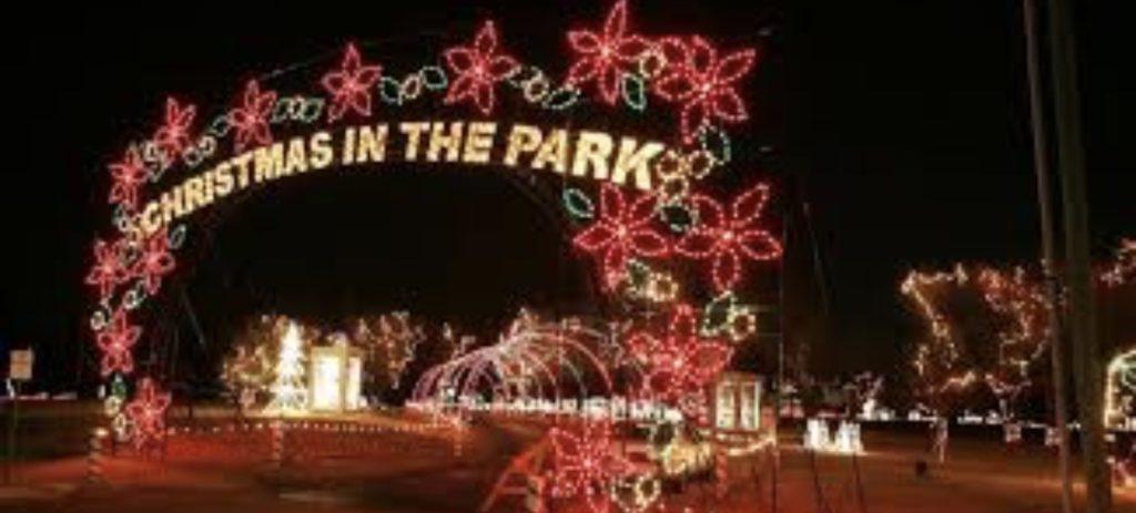 Holiday Lights, Arab AL