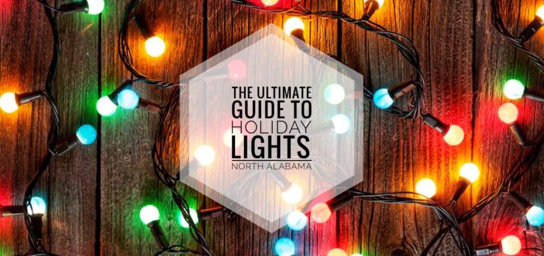 Holiday Lights North Alabama