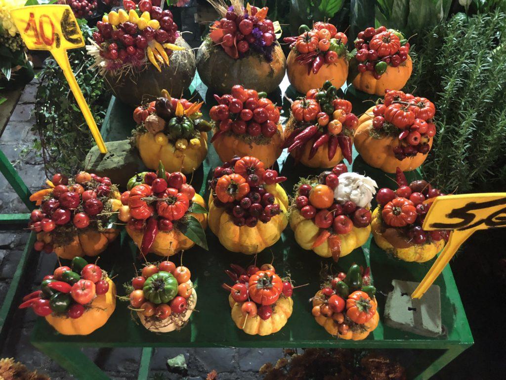 Flower Market, Rome