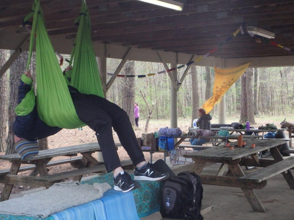 Yoga Hike, Oak Mountain State Park