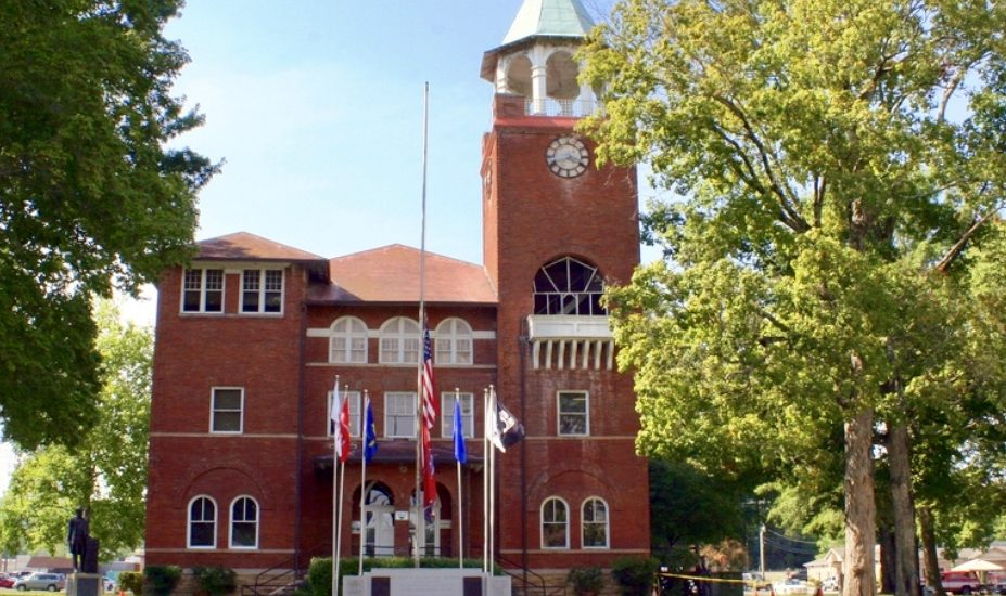 Rhea County Court House, Dayton, TN