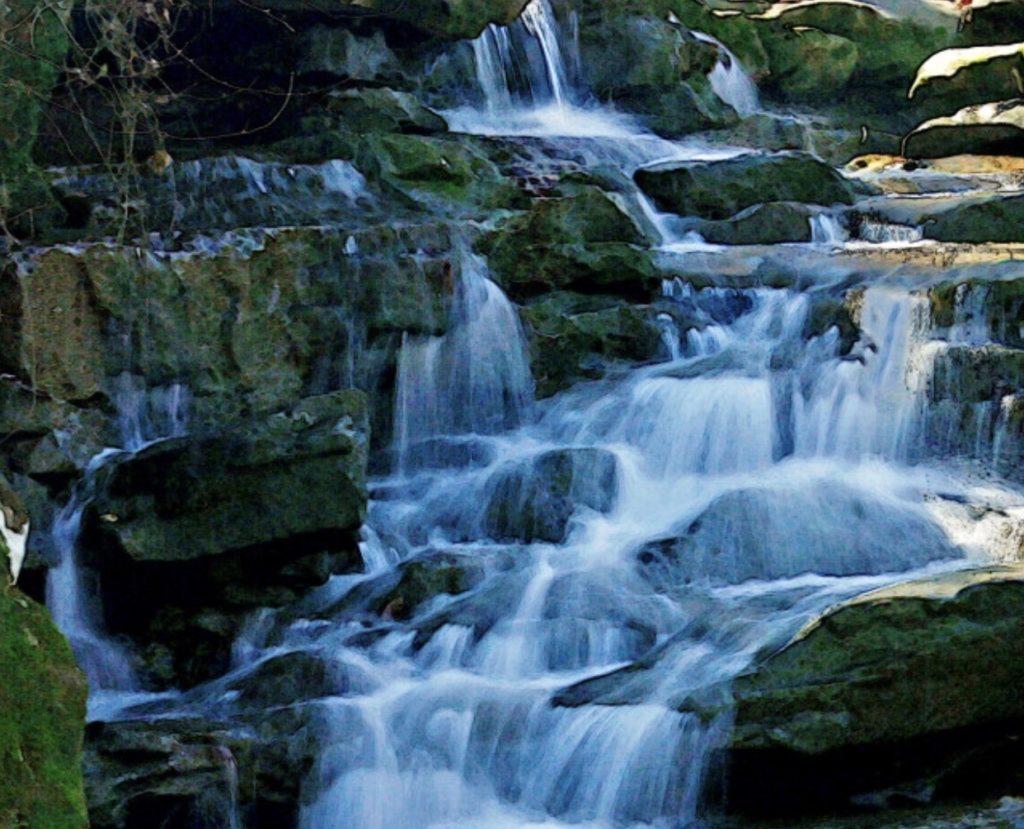 Moss Rock Preserve, Birmingham AL
