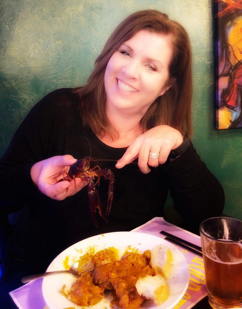 Seafood Seller & Cafe, Crystal River, Florida