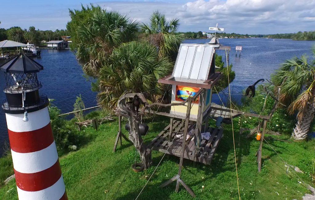 Monkey Island, Homosassa Florida