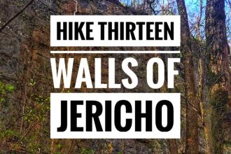 Walls of Jericho, Alabama 52 Weeks 52 Hikes