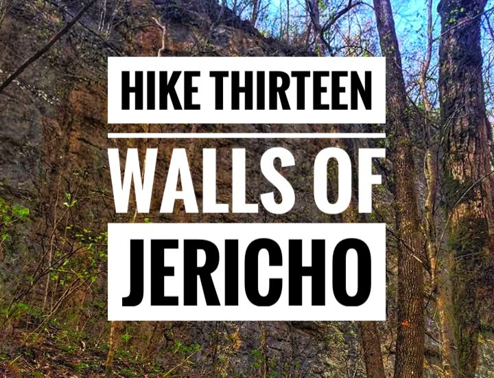 Walls of Jericho, Alabama 52 Weeks 52 Hikes