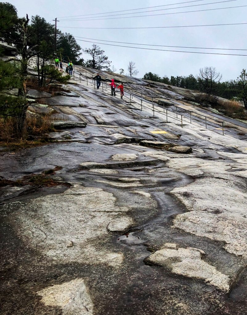 Monadnock Madness, Stone Mountain Georgia