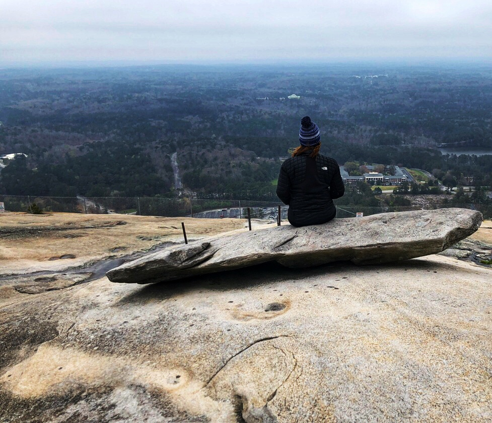 Monadnock Madness. Stone Mountain Georgia