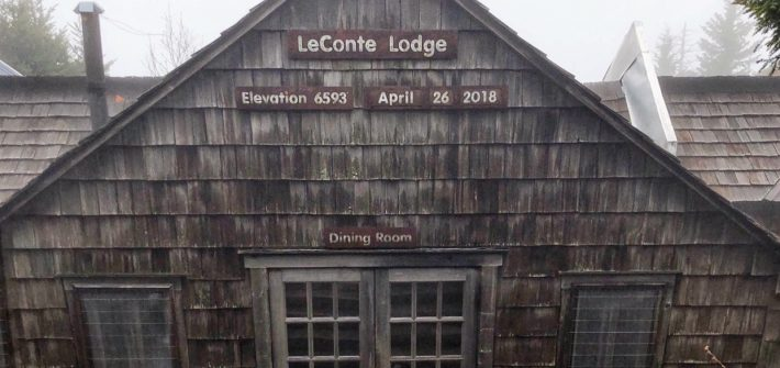 LeConte Lodge, Great Smoky National Park