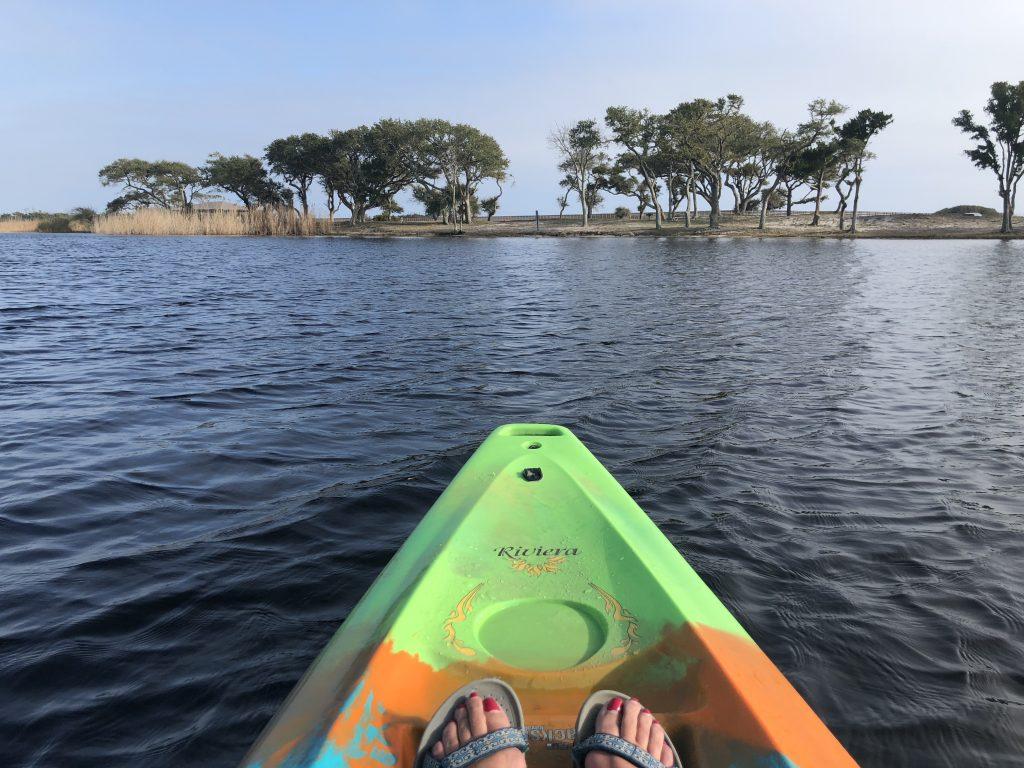Lake Shelby, Gulf State Park