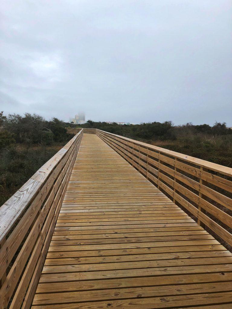 Boardwalk, Gulf State Park