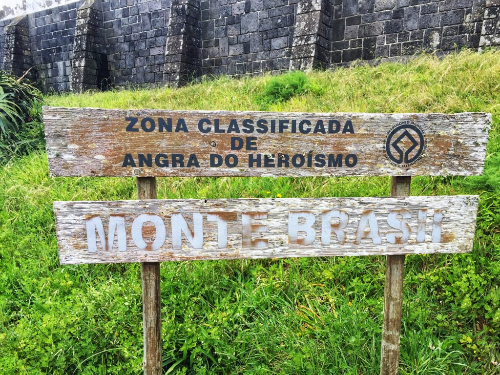 Mount Brasil Hiking Trail, Terceira Island Azores