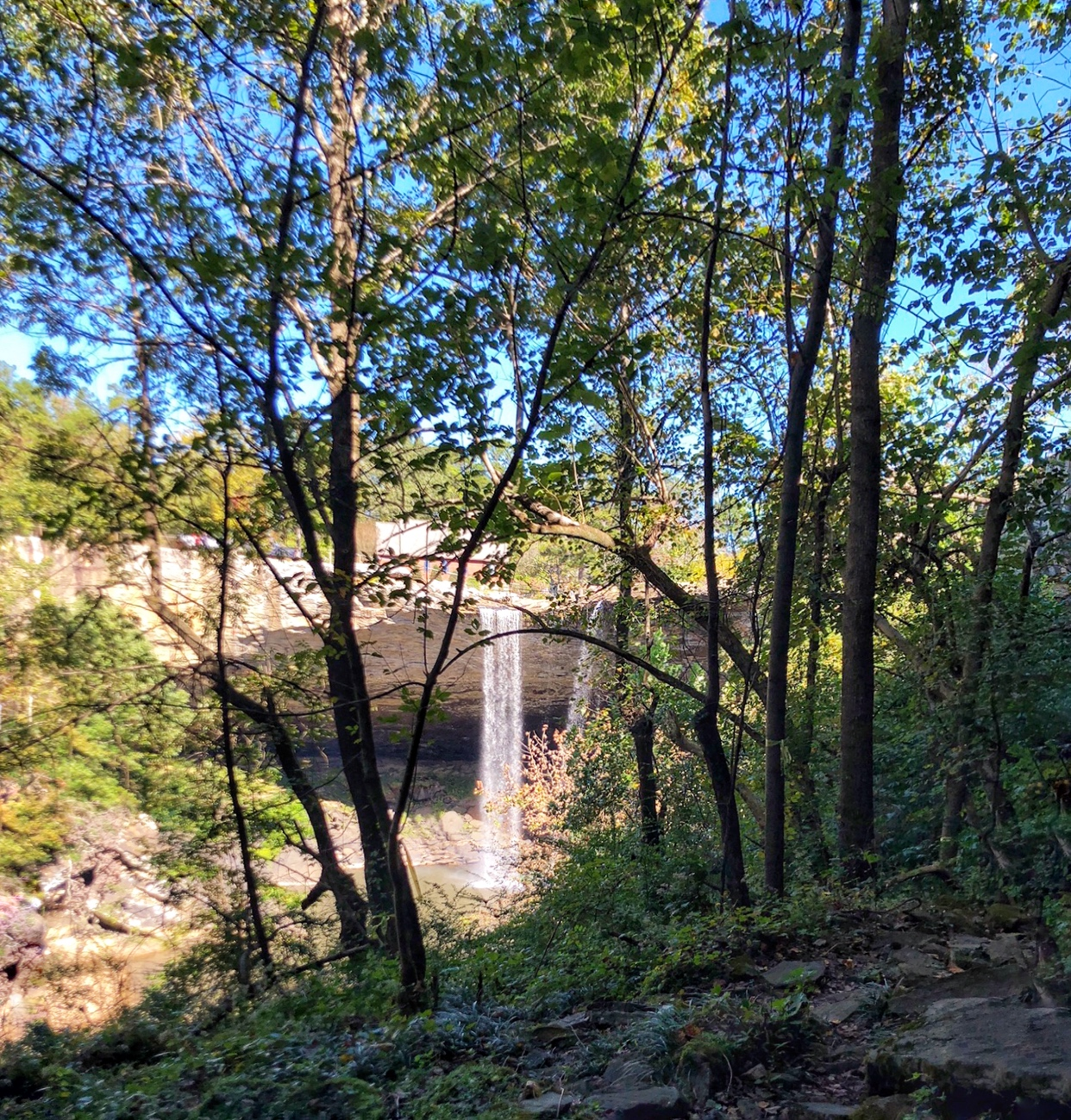 Noccalula Falls - Hiking the Gorge – Tami's Trippin'