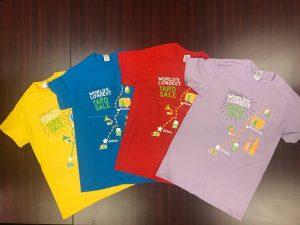 World's Longest Yard Sale T-shirts
