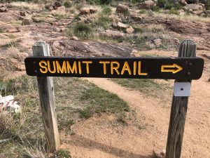 Summit Trail, Enchanted Rock State Natural Preserve